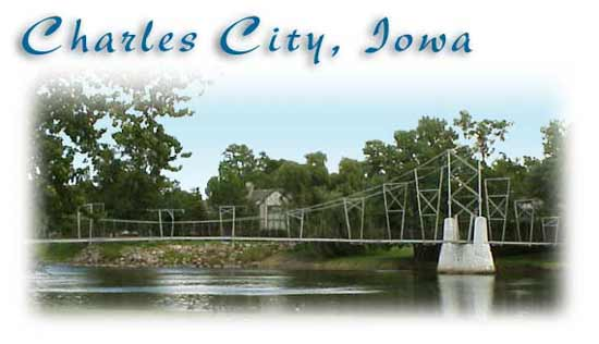 [Charles City, IA - swinging bridge]